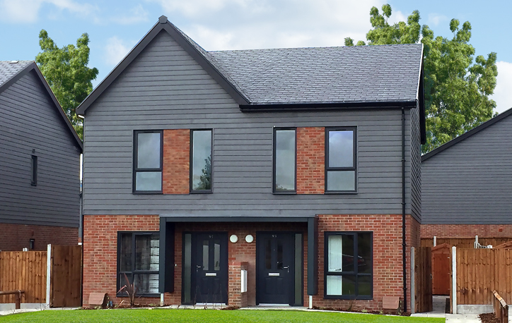 We\u0027ve built 33 new homes as part of a £3.5m off-site construction project that is thought to be one of the largest of its kind delivered by a housing ... : off-site-built-homes - designwebi.com